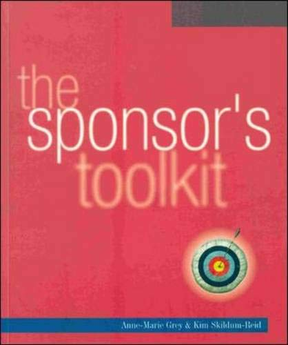 9780074710654: The Sponsor's Toolkit