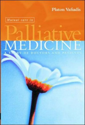 9780074710661: Mutual Care in Palliative Medicine:A Story of Doctors and Patients