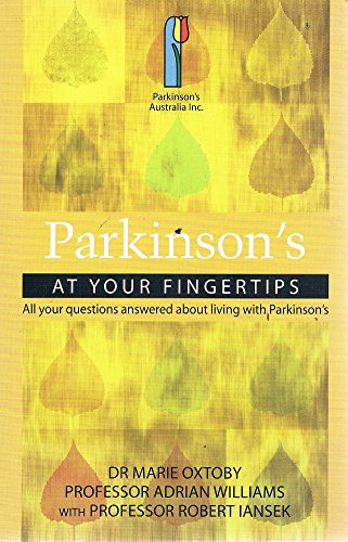 9780074710708: Parkinson's at Your Fingertips