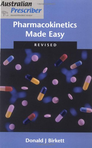9780074710722: Pharmacokinetics Made Easy, Revised