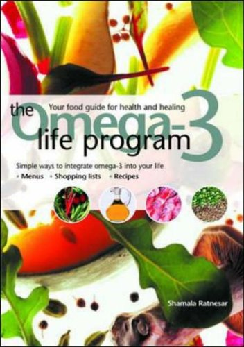 9780074710869: The Omega-3 Life Program: Your Food Guide for Health and Healing