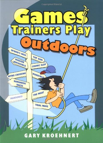 9780074712115: Games Trainers Play Outdoors