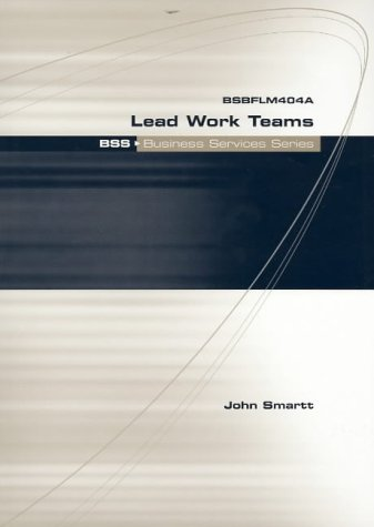 9780074712658: Bss Lead Work Teams (Pxp)