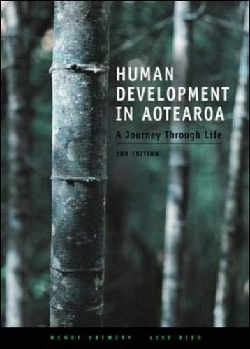 9780074713112: Human Development in Aotearoa: A Journey Through Life