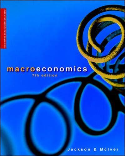 9780074713235: Macroeconomics