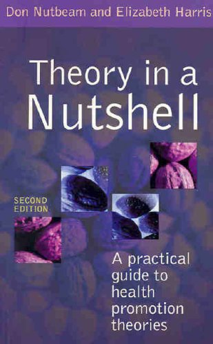 9780074713327: Theory in a Nutshell: A Guide to Health Promotion Theory