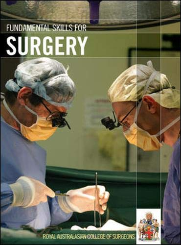 9780074713358: Fundamental Skills for Surgery