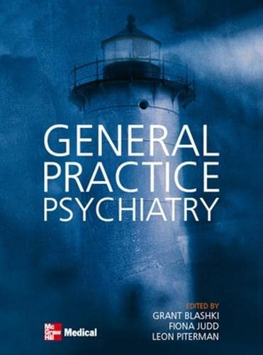 9780074713518: General Practice Psychiatry