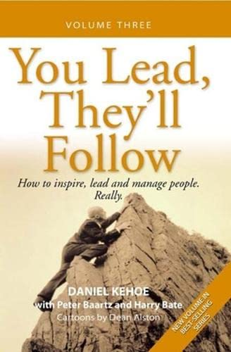 9780074713761: You Lead, They'll Follow Vol 3.