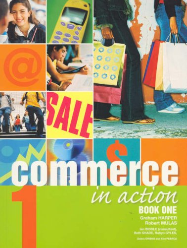 9780074714065: Commerce in Action: Bk. 1