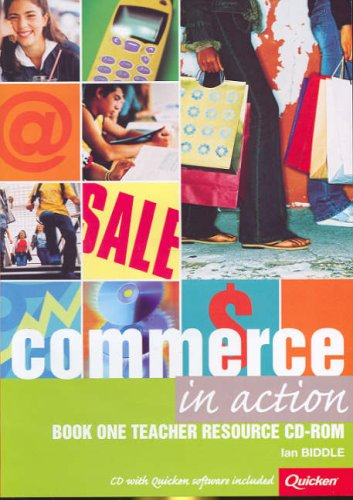 9780074714140: Commerce in Action: Bk. 1