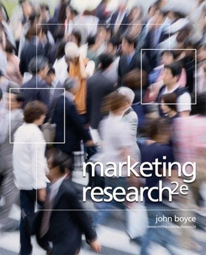 9780074714218: Marketing Research