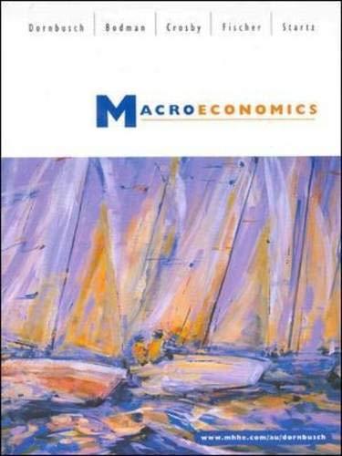 9780074714386: Macroeconomics