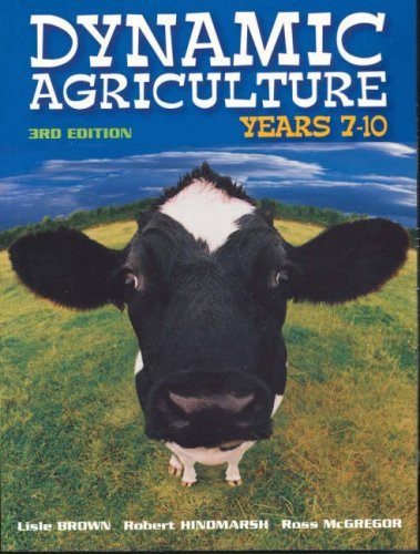 9780074714836: Dynamic Agriculture Yrs 7-10