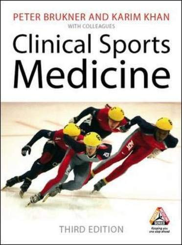 9780074715208: Clinical Sports Medicine (McGraw-Hill Sports Medicine)