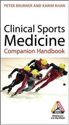 9780074715215: Clinical Sports Medicine Companion Handbook (McGraw-Hill Sports Medicine)