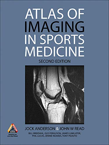 Atlas of Imaging in Sports Medicine (Hardcover): Jock Anderson