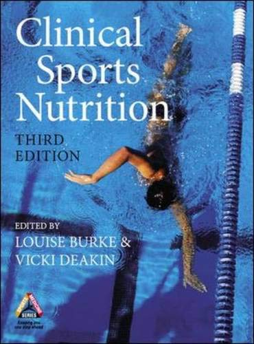9780074716021: Clinical Sports Nutrition
