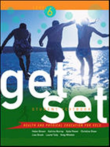9780074716311: Get Set Level 6 Student Textbook : Health and Physical Education For VELS