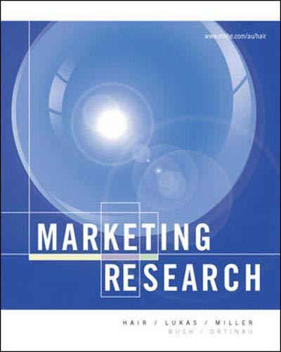 Marketing Research: Hair, Joseph F.