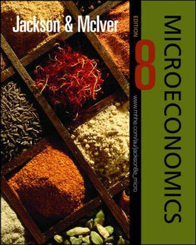 9780074716991: Microeconomics