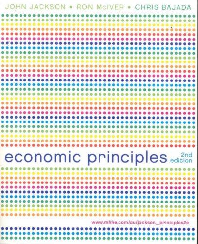 9780074717110: Economic Principles 2nd Edition