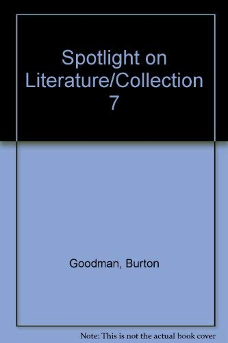 9780074871607: Spotlight on Literature/Collection 7