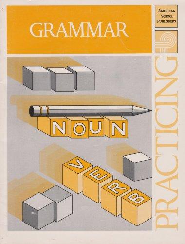 9780075055327: practicing grammar