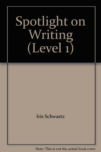 9780075055563: Spotlight on Writing (Level 1)