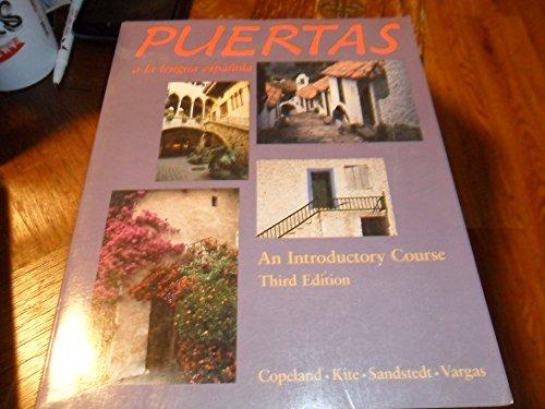 9780075408451: Puertas a la lengua espanola: An Introductory Course
