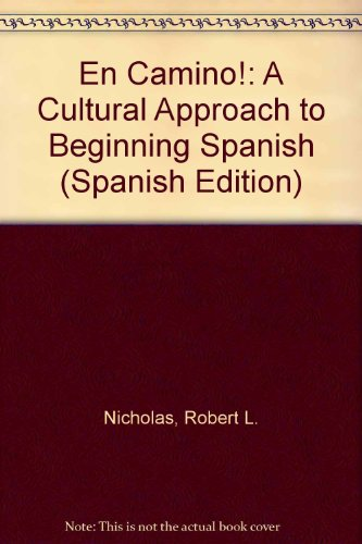 9780075408567: En Camino!: A Cultural Approach to Beginning Spanish (Spanish Edition)