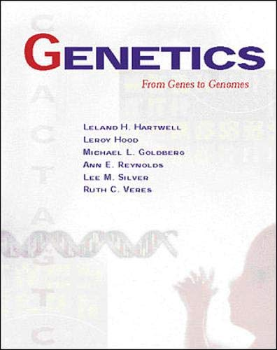 9780075409236: Genetics: From Genes to Genomes