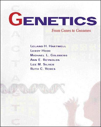 9780075409236: GENETICS: