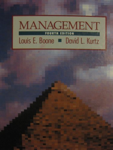 9780075409649: Management (Mcgraw Hill Series in Management)