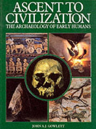 9780075443124: Ascent to Civilization: Archaeology of Early Humans