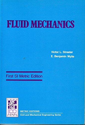 9780075480150: Fluid Mechanics
