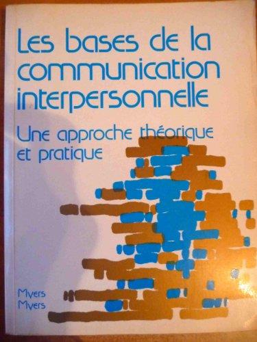 9780075486114: LES BASES DE LA COMMUNICATION HUMAINE