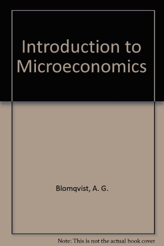 9780075491613: Introduction to Microeconomics