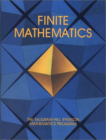 Finite Mathematics: James Stewart, Thomas