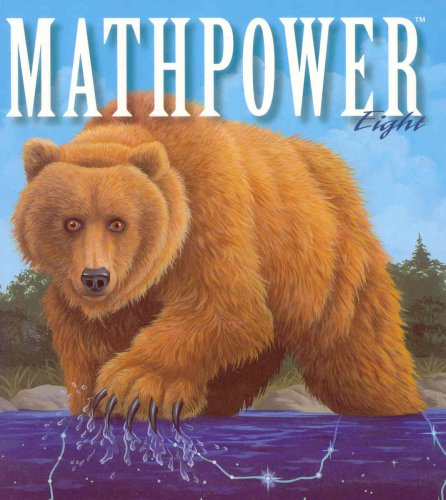 Mathpower Eight: Knill, George