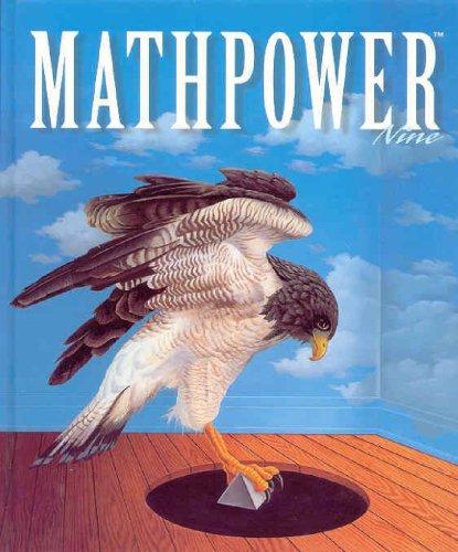 9780075498902: Mathpower 9 Text
