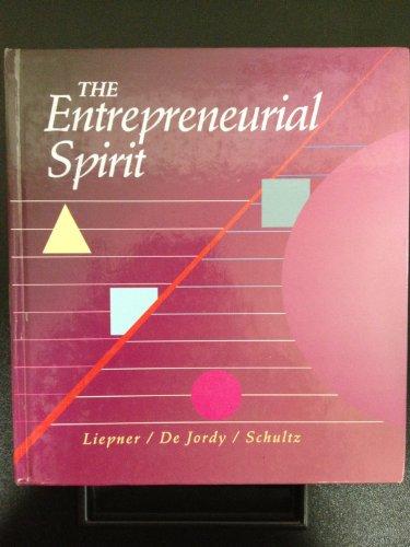 9780075499312: The Entrepreneurial Spirit