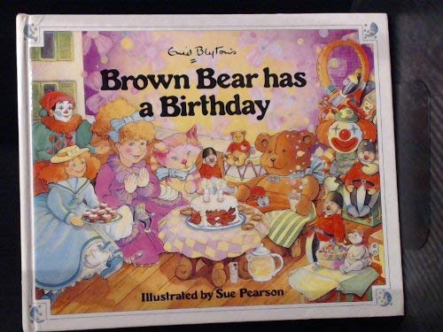 9780075499619: Brown Bear Has a Birthday