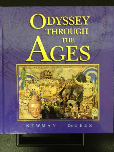 9780075511076: Odyssey Through the Ages