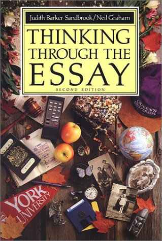 9780075514169: Thinking through the essay