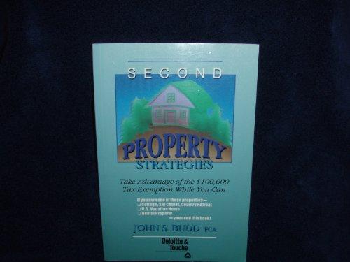 9780075514947: Second Property Strategies