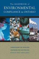 9780075515579: The Handbook of Environmental Compliance in Ontario