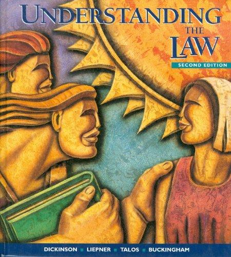 9780075515692: Understanding the Law