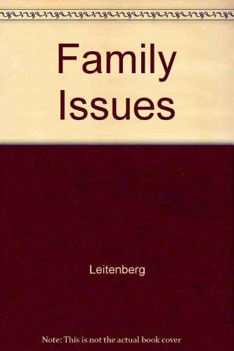 9780075516965: Family Issues: From the Senior Issues Collection