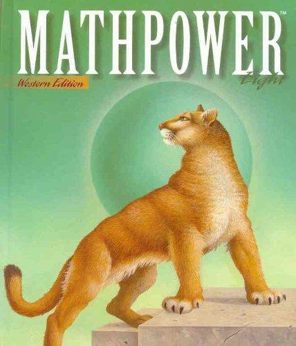 9780075526506: MATHPOWER 8 Western Edition